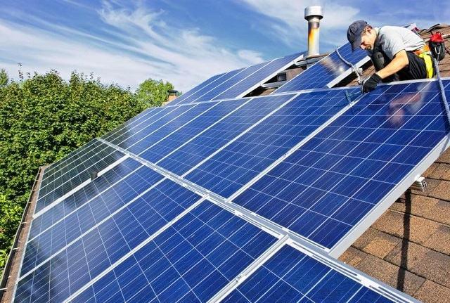 Dịch vụ lắp điện mặt trời Long An của Việt Nam Solar.