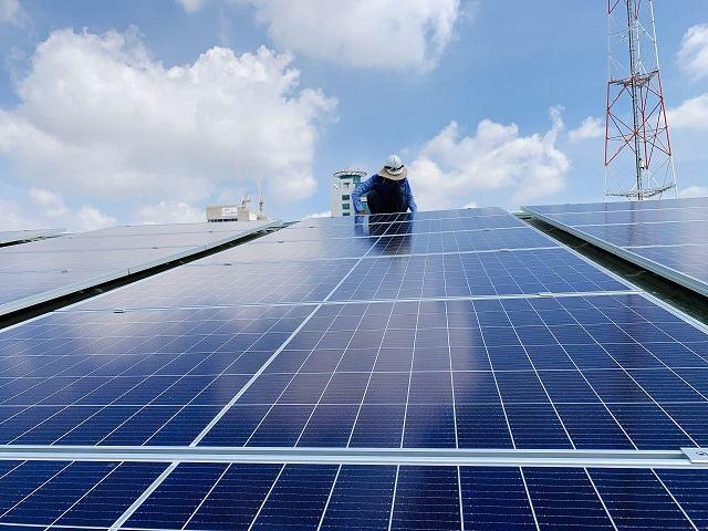 Công ty điện năng lượng mặt trời Vĩnh Phúc uy tín