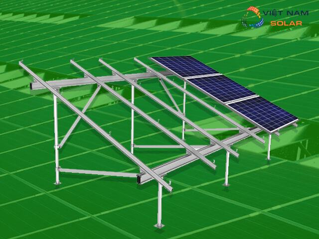 Vì sao cần tính độ nghiêng tấm pin năng lượng mặt trời trước khi lắp đặt