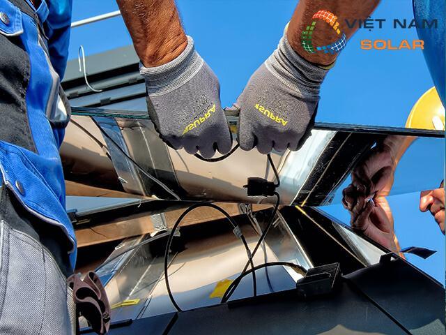 Lắp điện năng lượng mặt trời mang lại hiệu quả gì