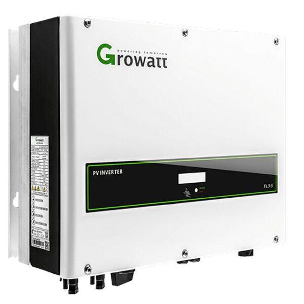 Inverter hoà lưới Growatt 3000-6000TL3-S công suất 3-6kW 3 Pha