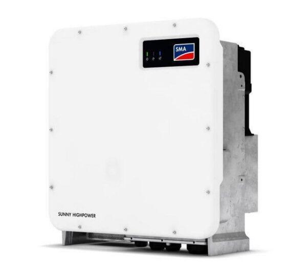 Inverter hoà lưới SMA Sunny Highpower Peak3 công suất 100kW 3 Pha