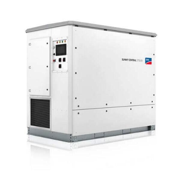Inverter hoà lưới SMA Sunny Central 2200 / 2475 / 2500-EV / 2750-EV / 3000-EV