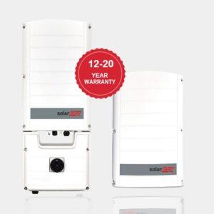 Inverter hoà lưới SolarEdge SE12.5-SE17K 3 Pha